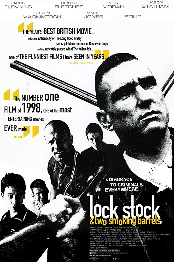 Lock, Stock and Two Smoking Barrels 1998
