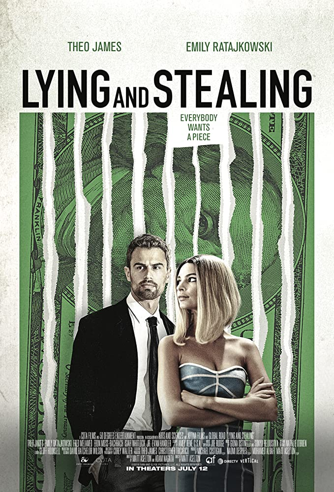 Lying and Stealing 2019