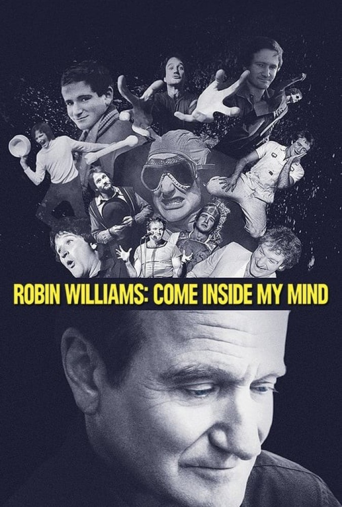 دانلود فیلم Robin Williams: Come Inside My Mind 2018